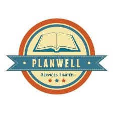 Planwell Services - Fuzzbox Graphic Design Client