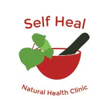 The Self Heal Clinic - Website and Graphic Design Client