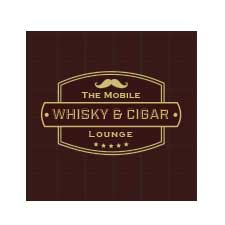 The Mobile Whisky and Cigar Lounge - Website and Graphic Design Client