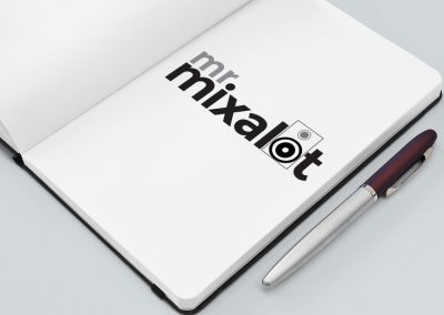 Logo Design for Mr Mixalot in Masterton
