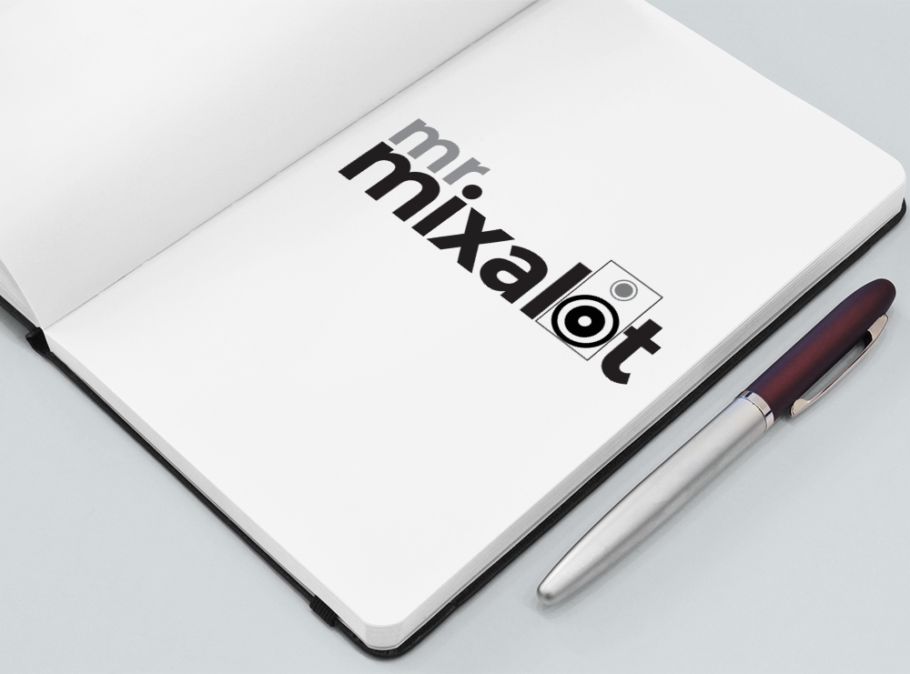 Logo Design for Mr Mixalot, Masterton