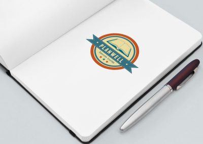 Logo Design for Planwell Services Limited in Carterton
