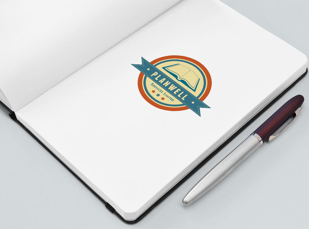 Planwell Services Ltd - Carterton Logo Design