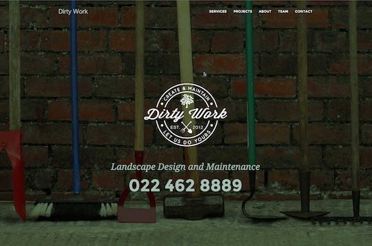 Cheap Website for Dirty Work