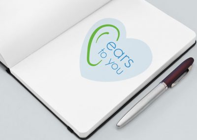 Logo Design – Ears to You, Masterton Wairarapa.