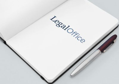 Logo Design – Legal Office Practice Management