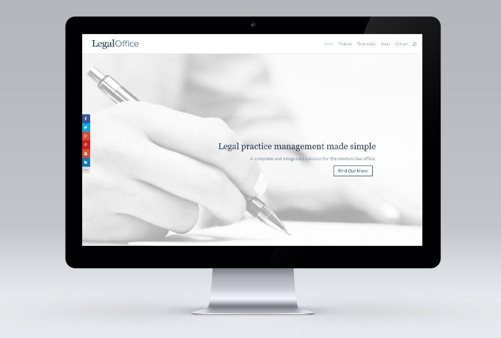 Responsive Website Design – Legal Office New Zealand