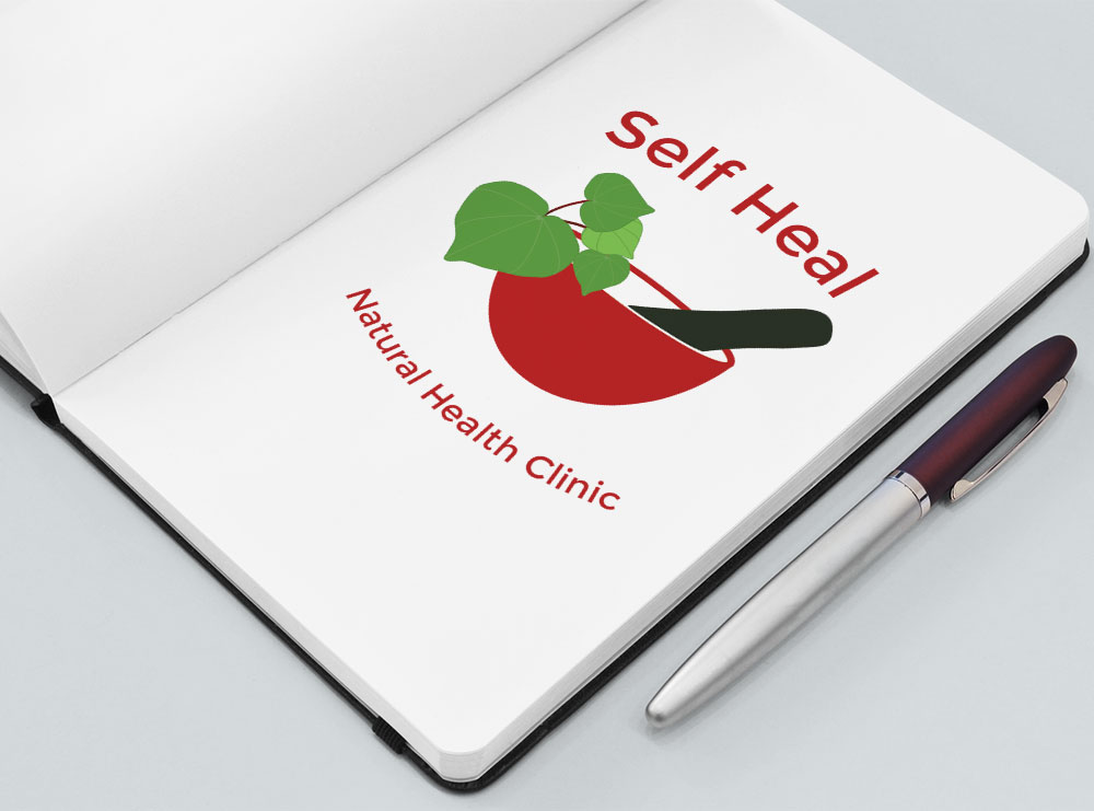 Logo Design for The Self Heal Clinic in Masterton