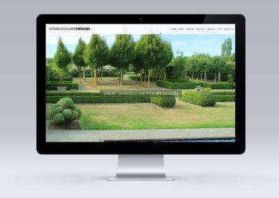 Stable House Design – WordPress Website Design