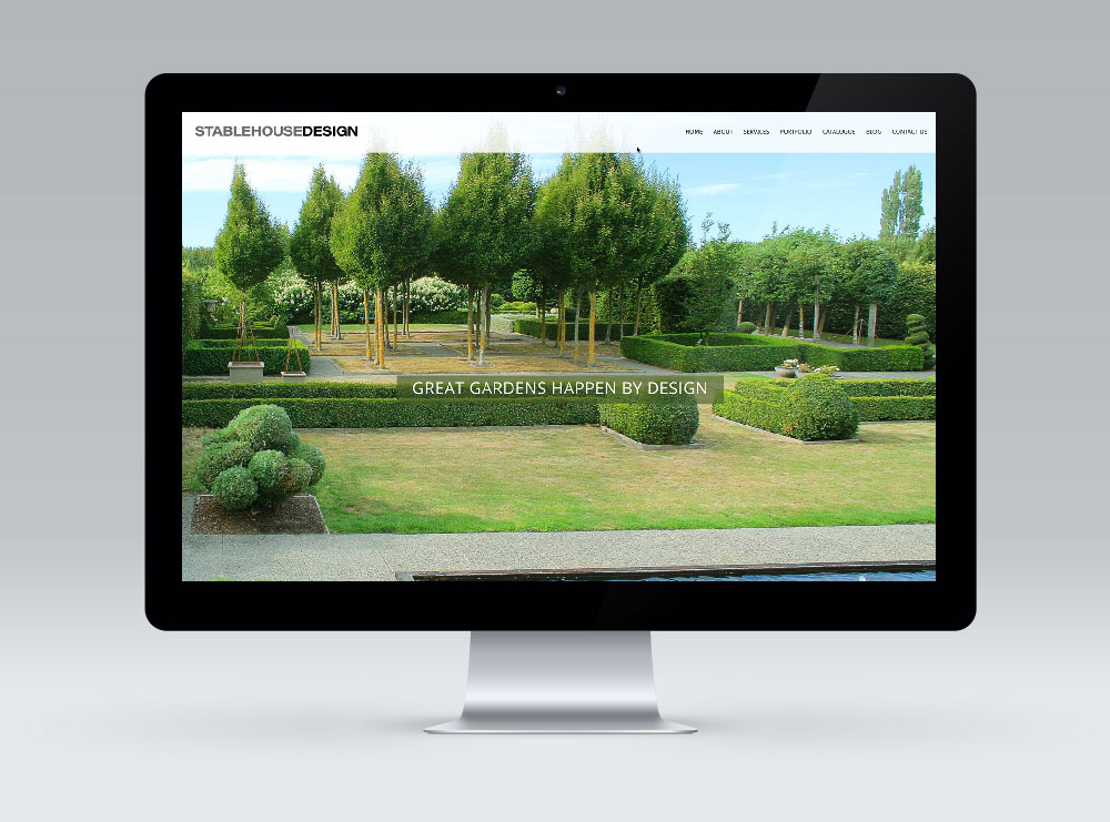 Stablehouse Design, Wairarapa - WordPress Website Design
