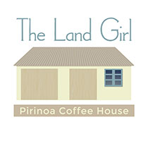 The Land Girl Logo