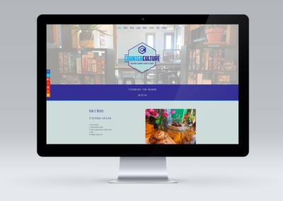 Counter Culture Website, Wellington