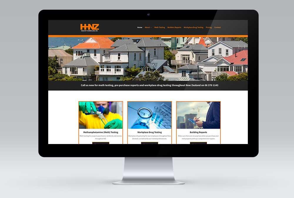 Healthy Homes NZ Website