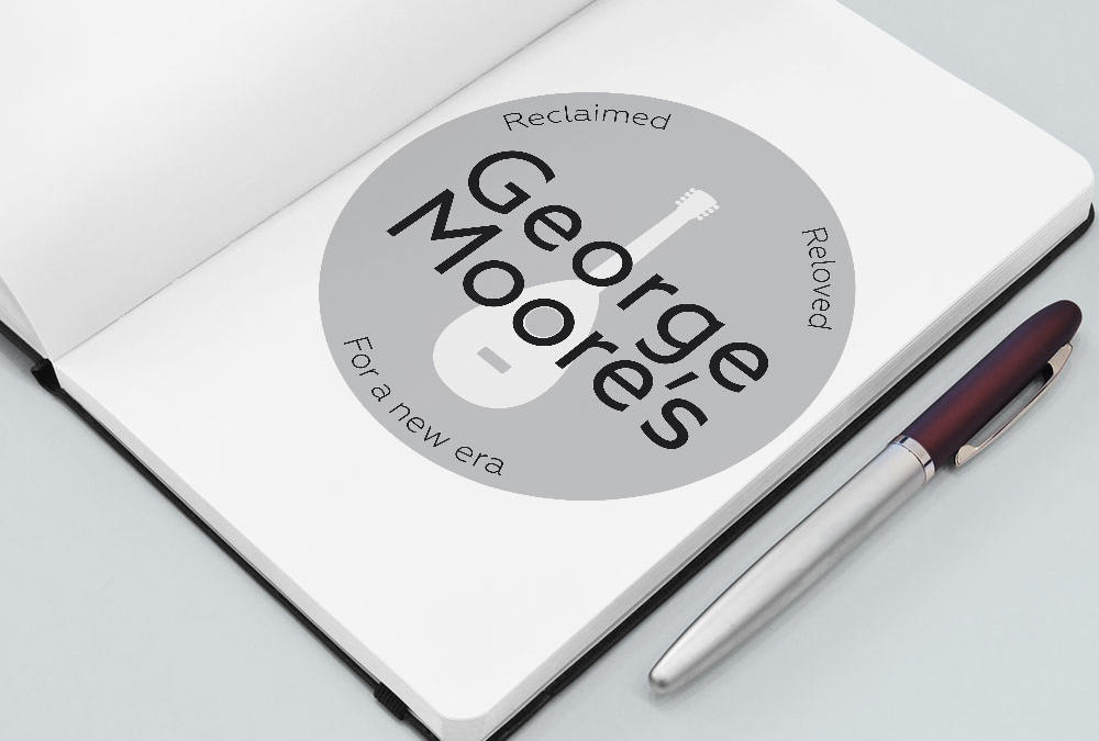 George Moores, Logo Design, Gisborne