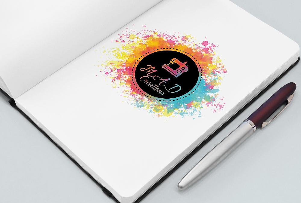 M.A.D. Creations,Eketahuna, Logo Design